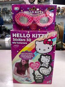 HELLO-KITTY-STICKERS-3D-DA-COLORARE