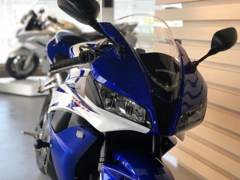 Honda, CBR 600 RR, ccm 599