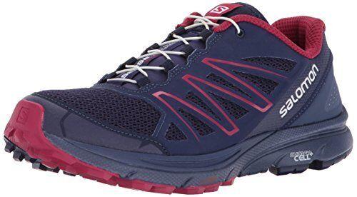 Salomon Womens Sense Marin W Trail Runner Select SZ//Color.