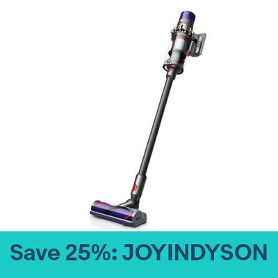 Dyson V10 Total Clean Cordless Vacuum Cleaner | Iron | Refurbished