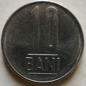 Romania 2016 10 Bani coin