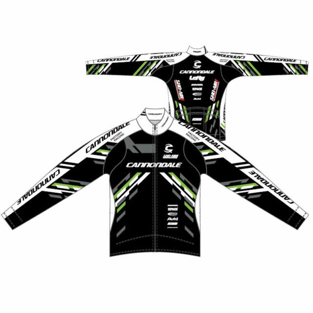 Cannondale 2014 CFR Team Long Sleeve Jersey CFR Replica - 4T195/CFR Medium