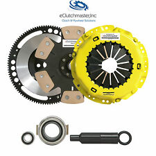 eCLUTCHMASTER STAGE 4 CLUTCH+FLYWHEEL Fit 89-92 TOYOTA SUPRA 3.0L NON-TURBO 7MGE
