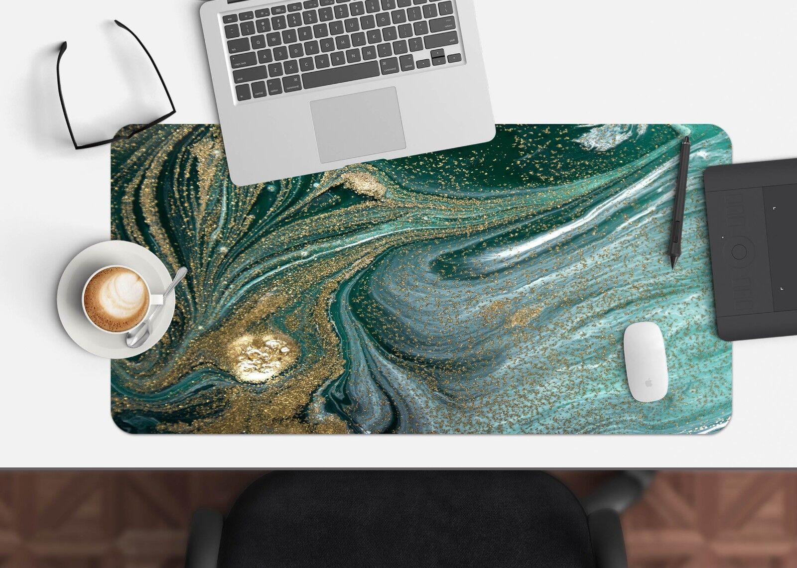 3D Sternenlicht Universum 8 Textur Rutschfest Büro Schreibtisch Mauspad Spiel