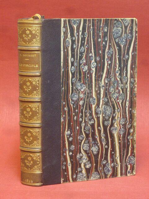 El Discípulo - Bourget (Paul) Alphonse Lemerre] - 1905