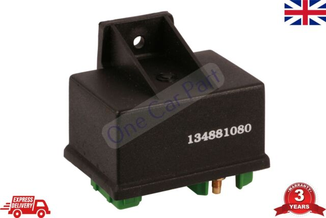 Citroen Berlingo Jumper Renault Trafic 9639912580 Glow Plug relay 4 Pin Socket