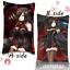 35X55CM Anime Azur Lane Friedrich Hugging Body Pillow Case Cosplay Otaku#M824