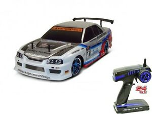 Hsp Flying Fish Nissan Skyline Electric Rc Drift Car