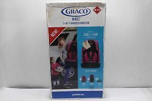 99f9d4eb5 Graco Wayz 3 in 1 Harness Booster Car Seat Lyla for sale online   eBay