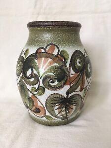 Vintage-Denby-7-Inch-Vase-Glyn-Colledge-Hand-Painted