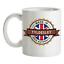 Made-in-Tyldesley-Mug-Te-Caffe-Citta-Citta-Luogo-Casa miniatura 1