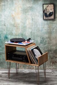 Record-player-stand-Record-Player-Cabinet-Media-Console-Turntable-stand
