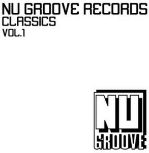 Various-Artists-Nu-Groove-Records-Classics-Vol-1-New-CD