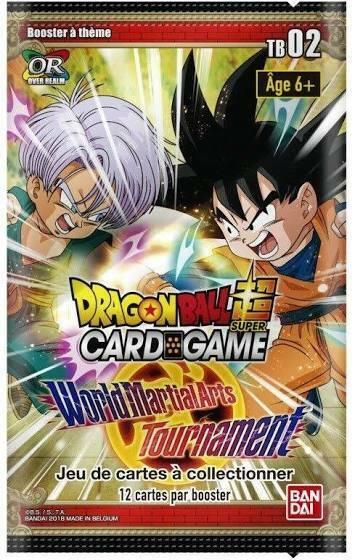 Dragon ball super card game fr-tb2-full set (C, uc, r & sr) 68 68 vcards