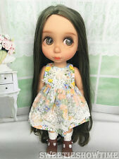 Disney Baby doll clothes Lace Dress Princess clothing Animator's collection Y