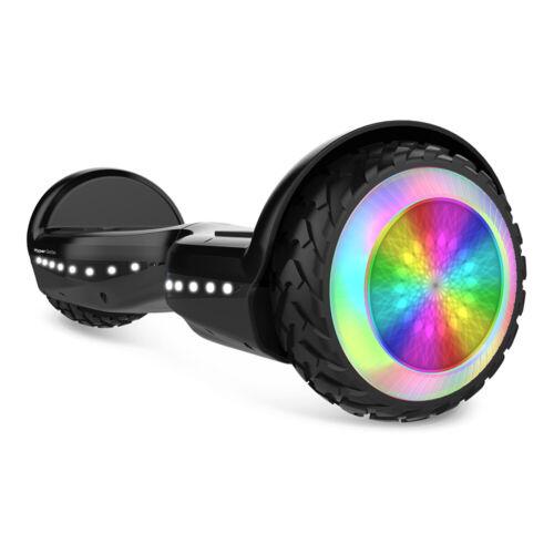 6.5/'/' Smart Flash LED 2-Wheel Self Balancing Electric Bluetooth Scoote UL2272 US