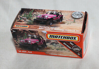 Matchbox 2019 Power Grabs MBX Skidster #32 Construction 9//20 New In Sealed Box