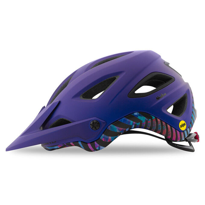 Giro Montara Mips Bicycle Safety Helmet Dimensione. S 5155 cm Matte viola