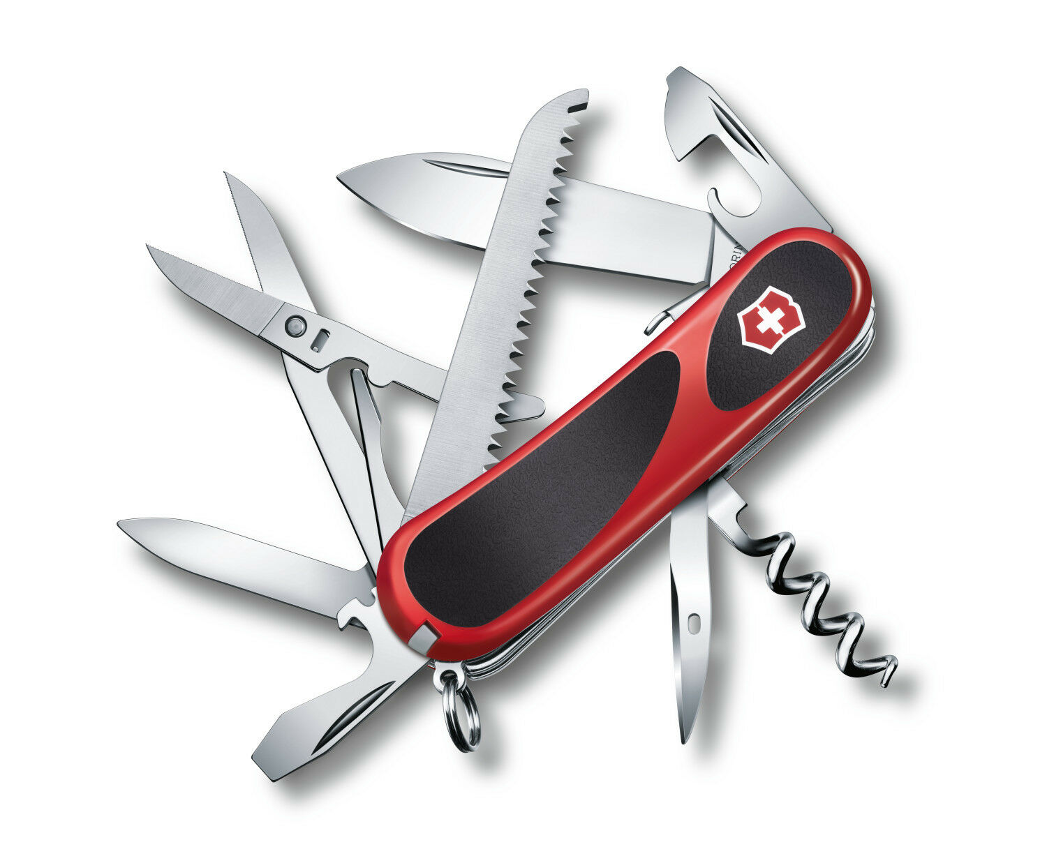 COUTEAU SUISSE VICTORINOX EVOGRIP SECURITY 17 S17 16 OUTILS  2.3913.SC DELEMONT  10 days return