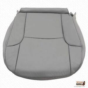 Driver-Bottom-Synth-Leather-Seat-Cover-Gray-For-2003-2004-Toyota-4Runner-Limited