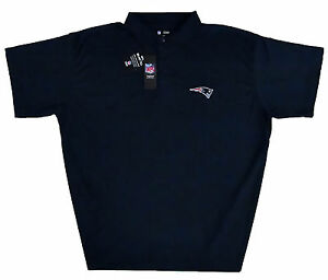 New-England-Patriots-NFL-Men-039-s-Performance-Polo-Shirt-Big-amp-Tall-Sizes-NWT