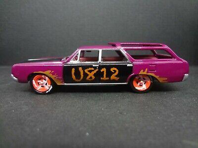 1964 OLDSMOBILE VISTA CRUISER GREEN 1//64 CAR JOHNNY LIGHTNING JLSF018-JLSP110 A