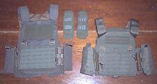 FirstSpear FBI HRT low vis armor carrier plate PC LVAC complete set Roo panel FS