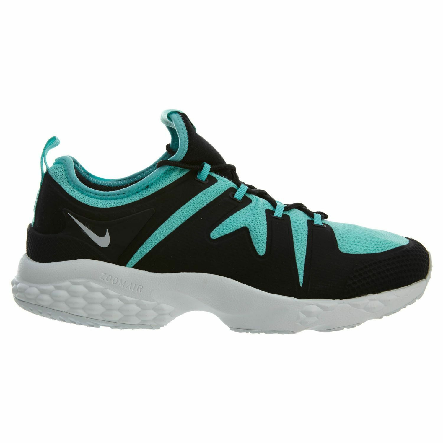 Nike Air Zoom LWP '16 SP Mens 918226-006 Black Turquoise Running Shoes Size 10