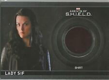 "Marvel Agents of Shield S2 - CC15 ""Lady Sif's Shirt"" Costume Card #190/425"