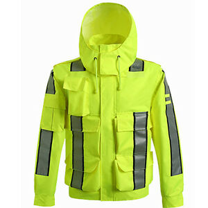CNSS Insulated Safety Reflective VISIBILITY Waterproof Jackets ...