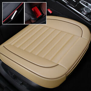 3D-Universal-Car-Coussin-de-siege-Cover-PU-Leather-for-Auto-Chair-Cushion-Bei-B5