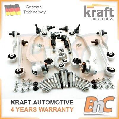 16MM Control Arm Set Suspension Kit Audi A4 A6 C5 VW Passat B5 RS4 Skoda SuperB