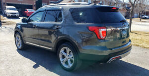 Certified Ford Explorer