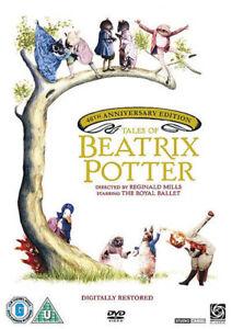 Tales-Of-Beatrix-Potter-Anniversario-Edizione-DVD-Nuovo-DVD-OPTD2335