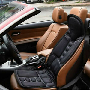 New-Electric-Massage-Seat-Cushion-Car-Seat-Chair-Massager-Lumbar-Neck-Pad-Relief