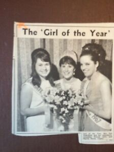H1n-Ephemera-1967-Picture-Thanet-Girl-Of-The-Year-Sue-Wakefield-Marcia-Hucks