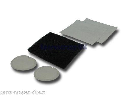 EF07 Pack of 5 Genuine Electrolux Vacuum Cleaner Filter