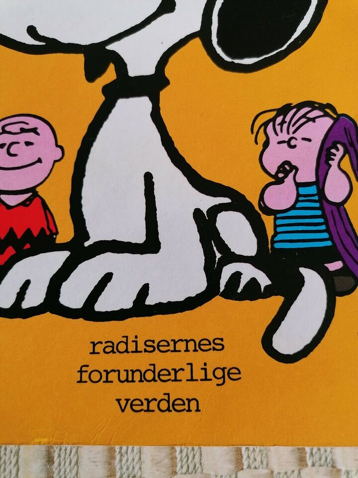 Tegneserier, Radiserne 4