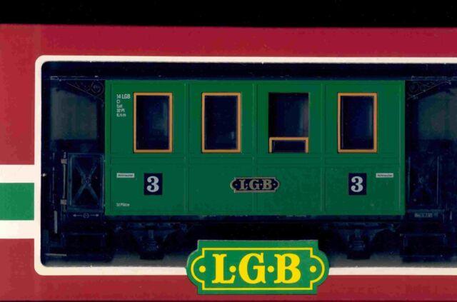 LGB Wagen 3010 ,Personenwagen,neuwertiges Sammlerstück,Erstbesitzer