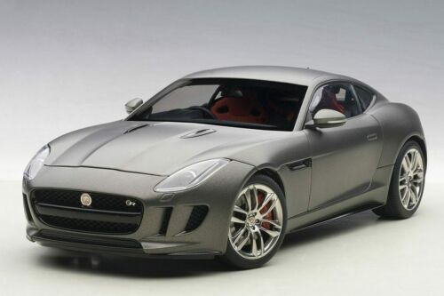 AUTOart 1:18 73654 2015 Jaguar F-Type R Coupe NEU! matt grey