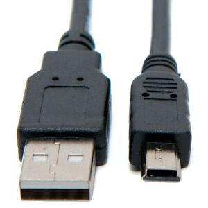Cable de Transferencia Foto para Canon EOS 7D USB Sincronización Datos