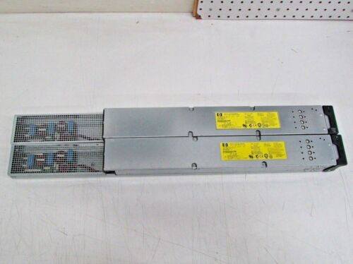 LOT OF 2 HP C7000 2450W Power Supply 500242-001 488603-001 499243-B21 HSTNS-PR16