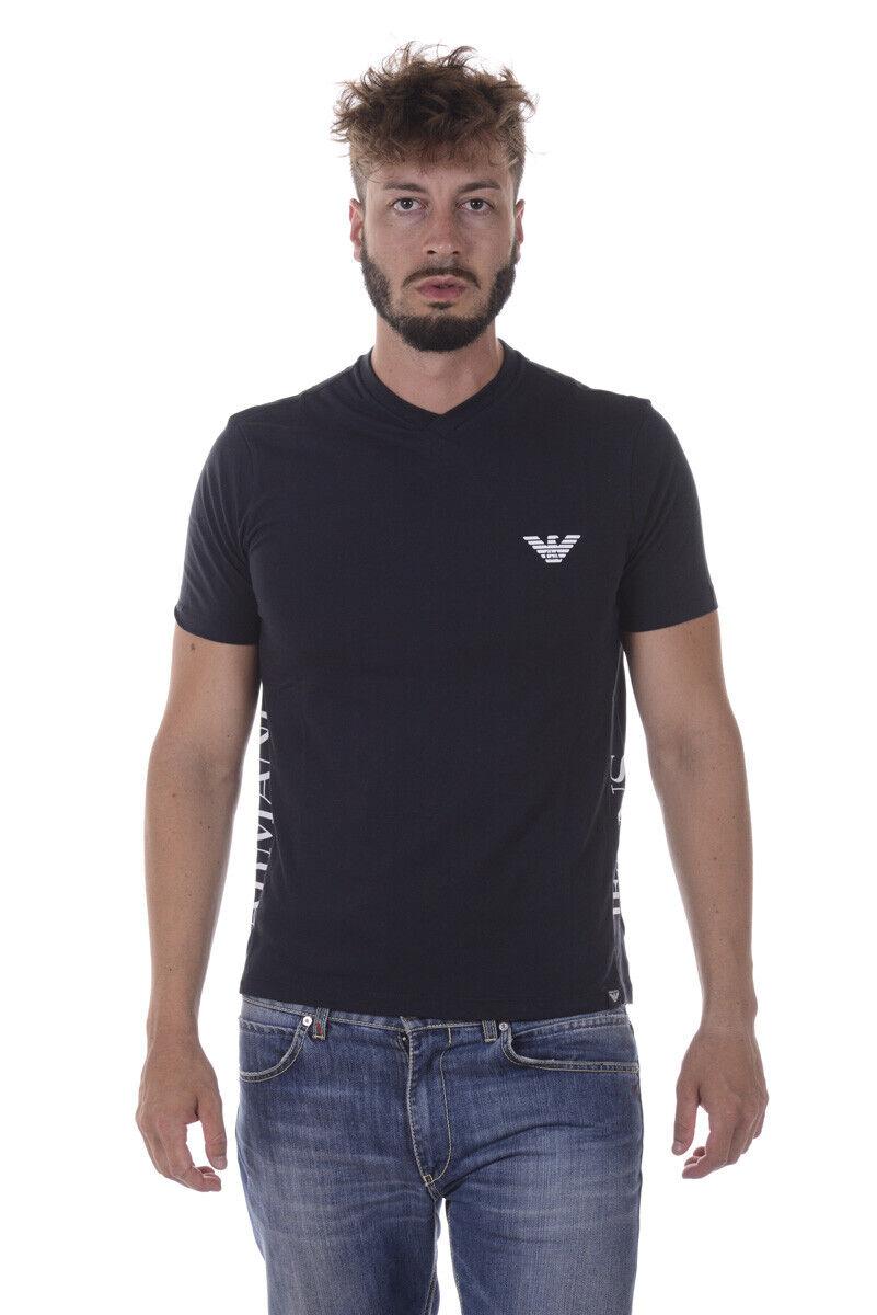 Armani Jeans AJ Camiseta Sudadera Hombre azul 6Y6T166J00Z 1579 Talla  XL HACER OFERTA  Venta en línea precio bajo descuento