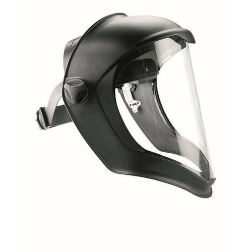 klar Gesichtsschutzschirm Bionic mit Scheibe PC