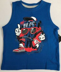 611b60d572799 Details about Boy s Toddler Nike Sleeveless Shirt Size 2T