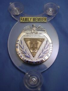 NJ-PBA-CAR-SHIELD-2019-OTHER-SHIELDS-AVAIL-PLS-INQUIRE-PLEASE-MAKE-OFFER