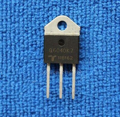 5pcs Q6040K7 Q6040 Alternistor Triacs