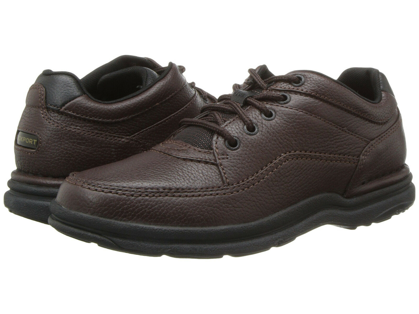 Rockport WT CLASSIC Mens braun K70884 Leather Lace Up Up Up Casual Dress Oxford schuhe 8c228a