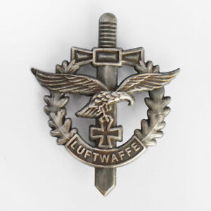 WW2 GERMAN WEHRMACHT WH MILITARY BADGE 1935-1945 WITH IRON CROSS-50052