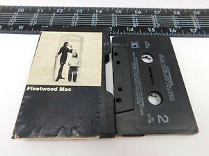 Vintage Fleetwood Mac Cassette Rumours Slip Case Audio Tape M5-2225